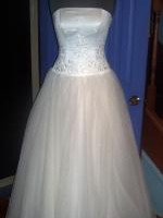 Very Elegant Strapless Gown Never Been Worn!!!!!!