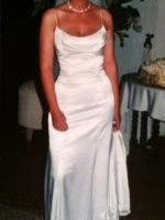 Stunning Wedding Gown by Mariana Hardwick. Size 10