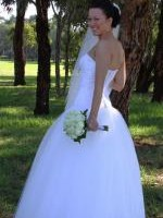 Beautiful 'Amelia' Gown by Wendy Makin