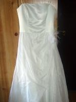 BRAND NEW Stunning Strapless Wedding Dress by MR K