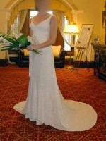 Gorgeous 'Phillipa' Wedding Gown by Karen Willis Holmes