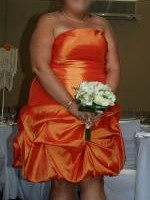 Stunning Plus Size Bridesmaid 'Style BM 1271'  Dress purchased from Jenny�s Bridal in Auckland