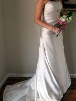 Stunning Essense Wedding Dress
