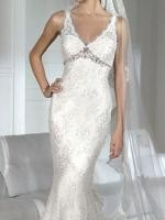 Beautiful Pronovias 'Hebron' Wedding Dress