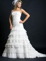 BEAUTIFUL 'Dominica' by Peter Trends Wedding Gown - NEVER WORN