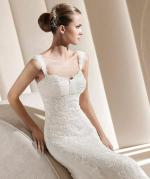Pronovias � La Sposa 'Lena' 2011 Collection Gown � Brand New Never Been Worn or Altered.