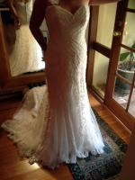 NEVER WORN Maggie Sottero Ashley Gown