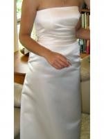 Gorgeous Two Piece Mr K Satin Skirt and Bodice