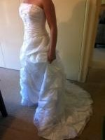 Beautiful 'Pia' Wedding Dress by Bella Donna Never Worn