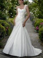Ivory Wedding Gown
