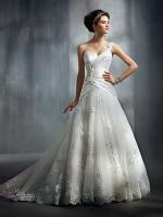 Stunning Wedding Dress by Alfred Angelo