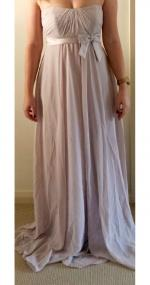 3 x BNWT Henry Roth long bridesmaid dresses cappuccino