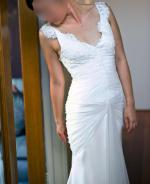 Steven Khalil Sz6 wedding dress