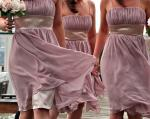 Three Gorgeous Bridesmaids Dresses from Unforgettable Bridal (SA)
