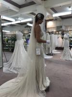 NEW & UNALTERED Sottero & Midgely Florinda gown