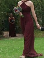 Two Stunning Port 'Natalia' Bridesmaids Dresses by Baccini & Hill