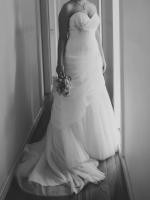 Stunning Alfred Angelo Fairy Tale Wedding Dress