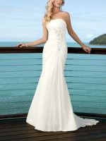 Tuscany Bridal 'Claire' Design Off White Wedding Dress