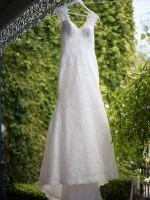 Beautiful Lace Wedding Dress Mariana Hardwick