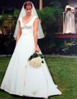 Stunning Princess Line Mariana Hardwick Wedding Gown