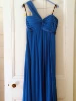 Immaculate Grecian style Bridesmaid Dress by Mr K