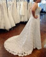 NEW Strapless 'Deidre' Wedding Dress by Henry Roth, never worn