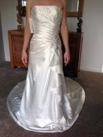 Allure Wedding Dress Brand New