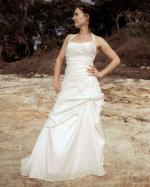 Very Flattering wedding dress by Watters and Watters