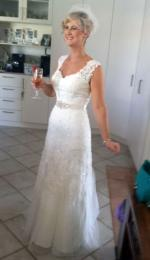 Classic lace dress luv bridal