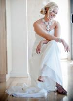 Elegant Timeless Wedding Gown