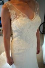 NEW! Henry Roth - Sarah, Size 10 Wedding Dress