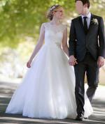 Brisbane/Gold Coast Girls - Stunning & Loved 'Bronnie' Wedding Dress - Still in season!