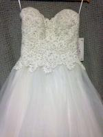 Brand new Size 8 Ivory wedding gown