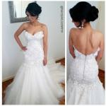 Norma Bridal Couture Wedding Dress