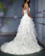 Brand New Strapless Wedding Gown by Mia Solano
