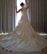 Roz La Kelin Wedding Dress