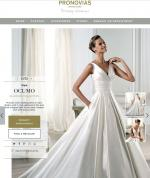 Pronovias 'OCUMO' Stunning Gown from Glamour 2015 Collection