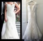 Pronovias Bertina, Size 6 Wedding Dress