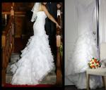 URGENT SALE! Attention all brides! 'Galante' Wedding Gown by Pronovias