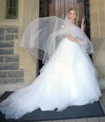 DREAM DRESS!! Stunning Essense of Australia Gown