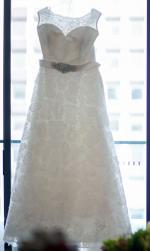Two Birds Bridal, Size 18 Wedding Dress
