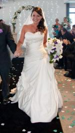Ella Essense Wedding Dress