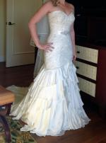 Roz La Kelin 'Teona' Wedding Dress