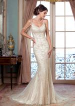 Stunning 'Siri' Wedding Dress by Kitty Chen Couture