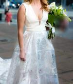 BRONX and BANCO Audrey Wedding Dress