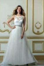Never-worn, Gorgeous Flowing 'Cordelia' Wedding Dress