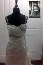 Beautiful Spanish Designer Inspired Gown