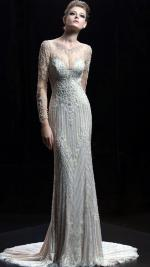 Brand New wedding dress by Demetrios Platinum Collection
