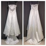 Strapless Ivory Wendy Makin Bella Donna Belinda Wedding Gown