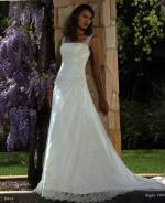 Essense of Australia A-line Wedding Gown